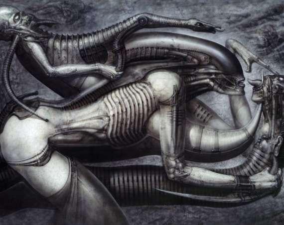 Simbología sexual en Alien. El diseño de H.R. Giger fue un icono del cine de terror