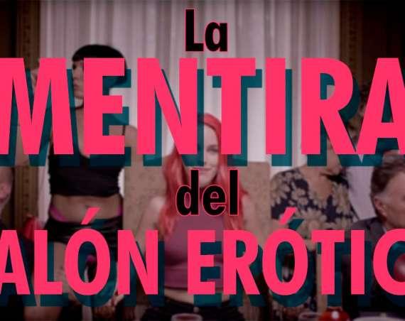 La mentira del anuncio del Salón Erótico de Barcelona 2019