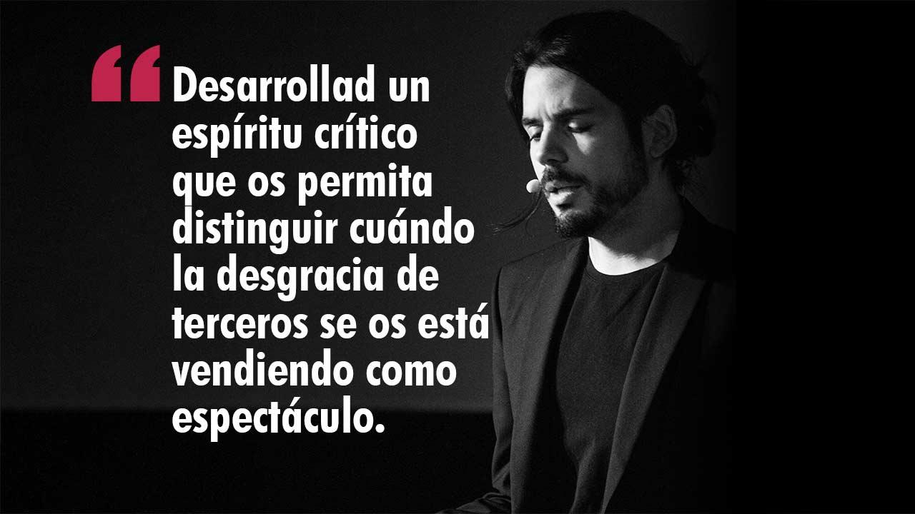 Charla Tedx Ismael López Fauste sexualidad y educación