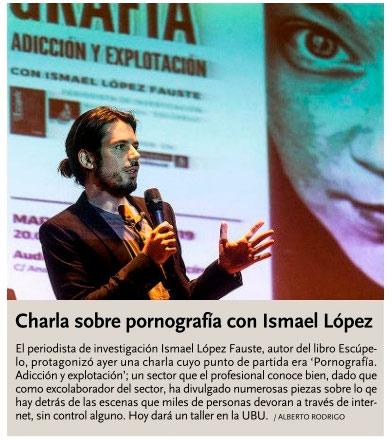 sexualidad, adolescentes y pornografía Ismael López Fauste