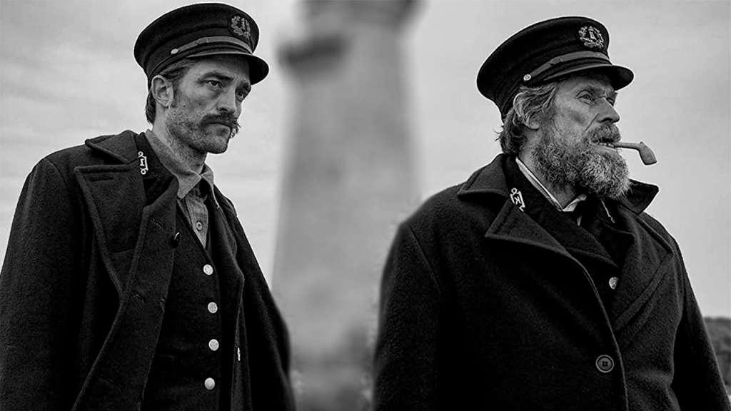 Reseña el faro Willen Dafoe y Robert Pattinson película de terror