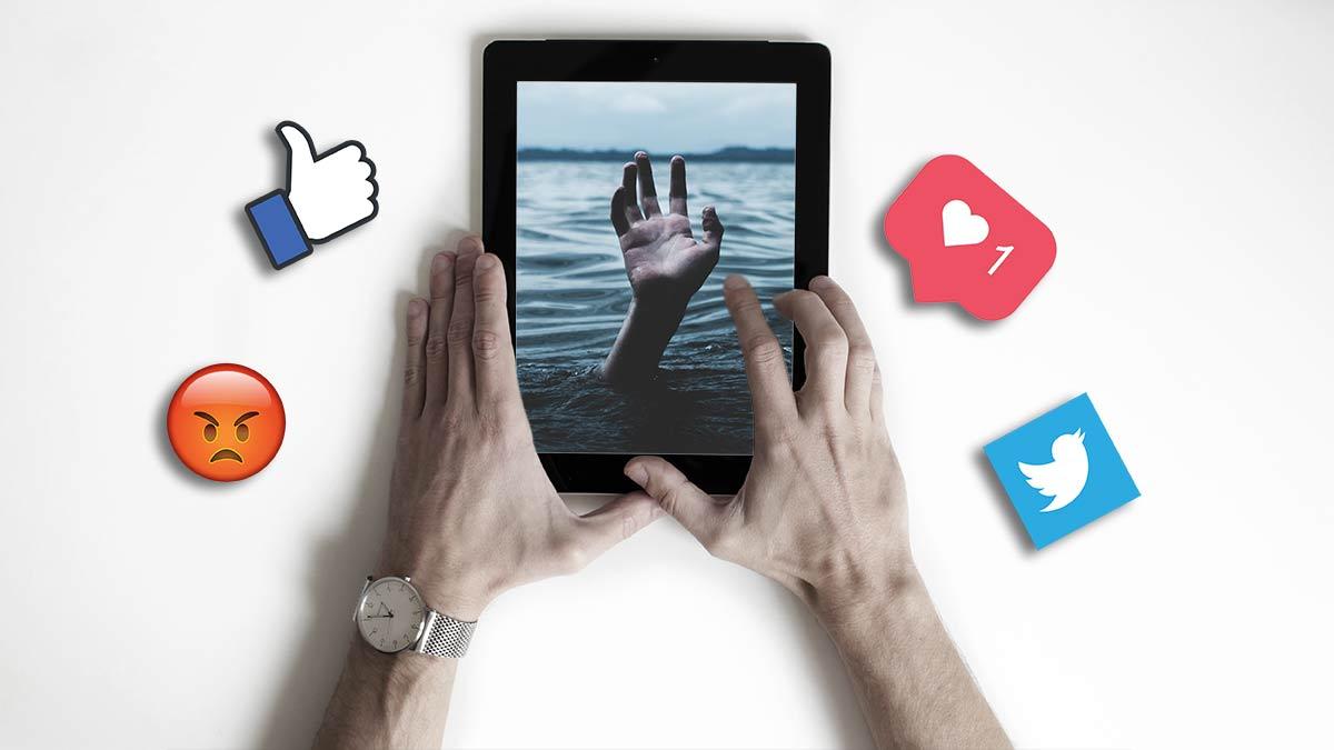 Marketin digital y ansiedad en las redes sociales